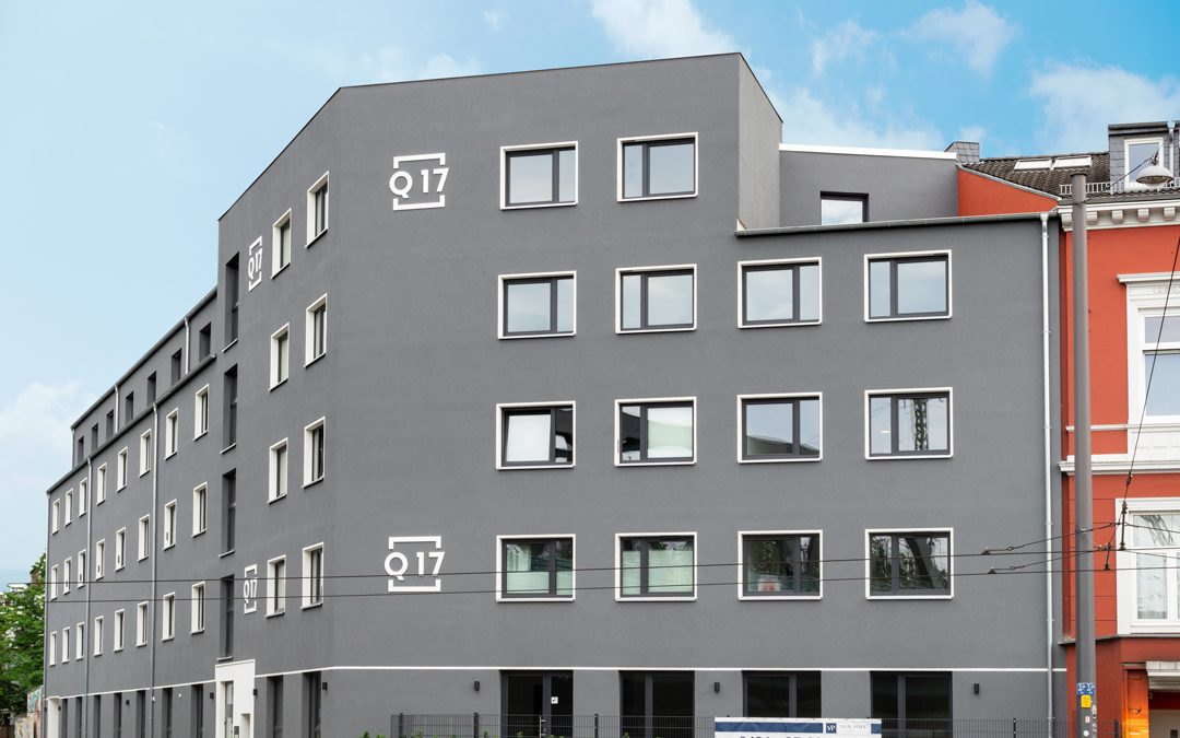 Q17 Studentenwohnheim