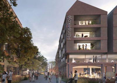 Hotel im Kornquartier Bremen